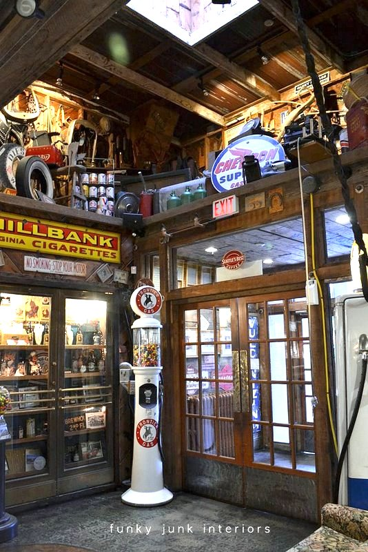 Welcome to a full indoor tour of Mission Springs Brewing Company, a junk-filled pub and restaurant!
