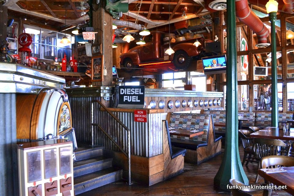 Take this amazing tour of Mission Springs Brewing Company, a junk-filled pub and restaurant located in Mission, BC Canada!