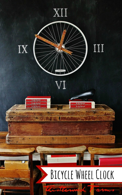 Bicycle-Clock_Thistlewood_Farms