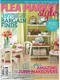 Funky Junk Interiors has been featured in Flea Market Style Magazine