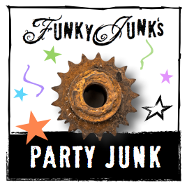All about Link Parties / Part 1 - Party Etiquette via Funky Junk Interiors