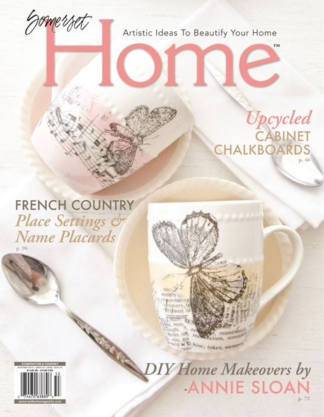 Somerset Magazine HOME - Funky Junk Interiors