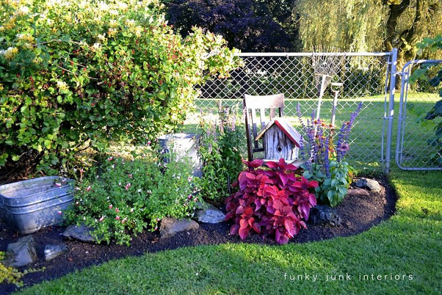 How to edge flowerbeds like a pro