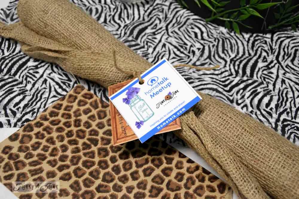 Hometalk Meetup Out of Africa fundraiser sandbag challenge