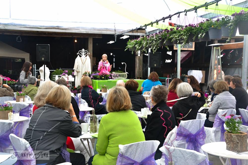 Hometalk Meetup Milner Village Garden Party