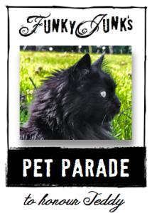Pet Parade via Funky Junk Interiors.