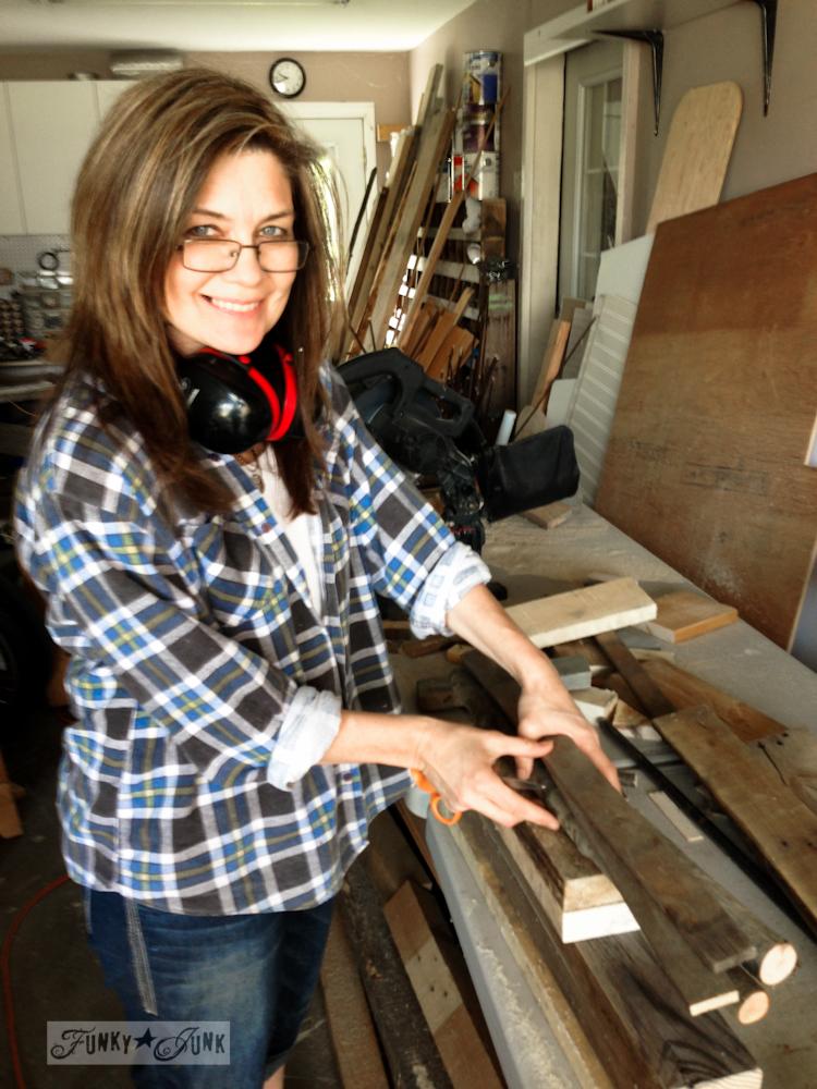 Funky Junk Interiors building toolbox kits