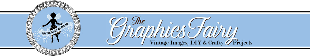 The Graphics Fairy - vintage clipart