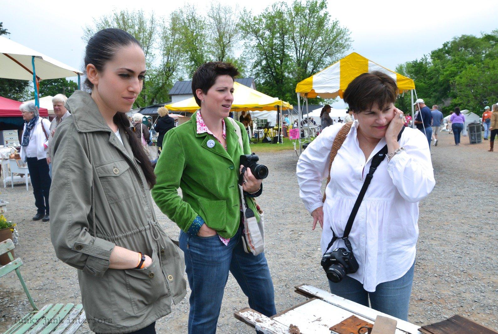 Bloggers unite at Hometalk Meetup Lucketts