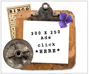 Advertise on Funky Junk 300 x 250