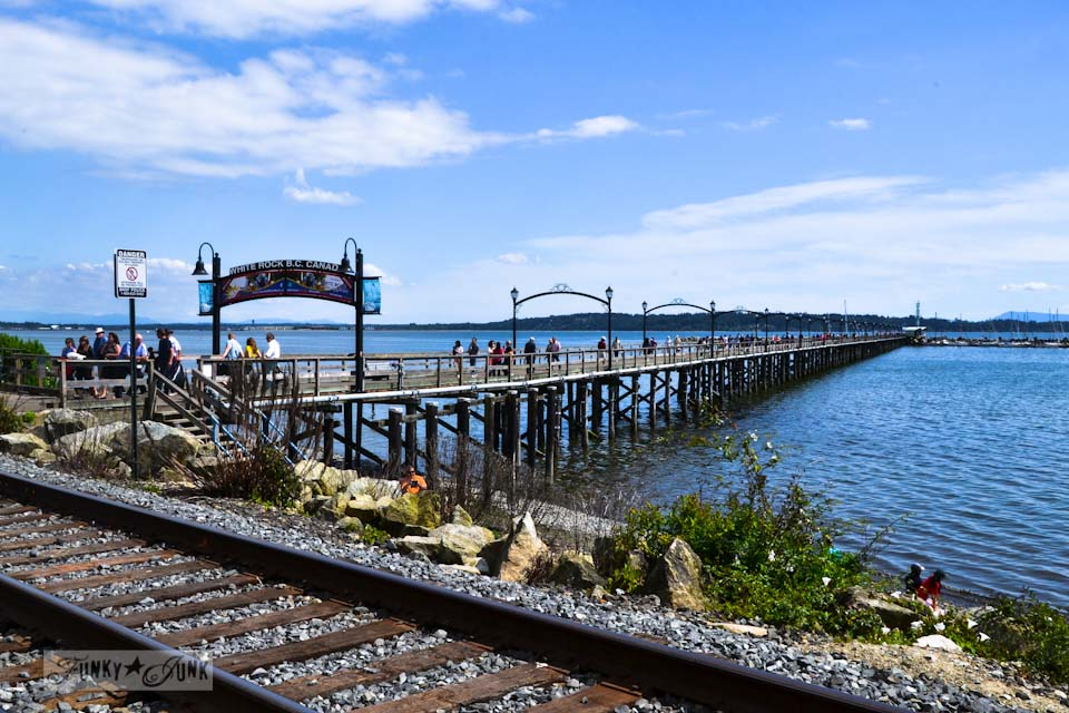 White Rock, BC - the pier
