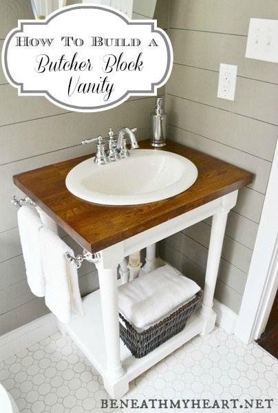 Party Junk 213 - salvaged junk bathroom vanitiesFunky Junk Interiors