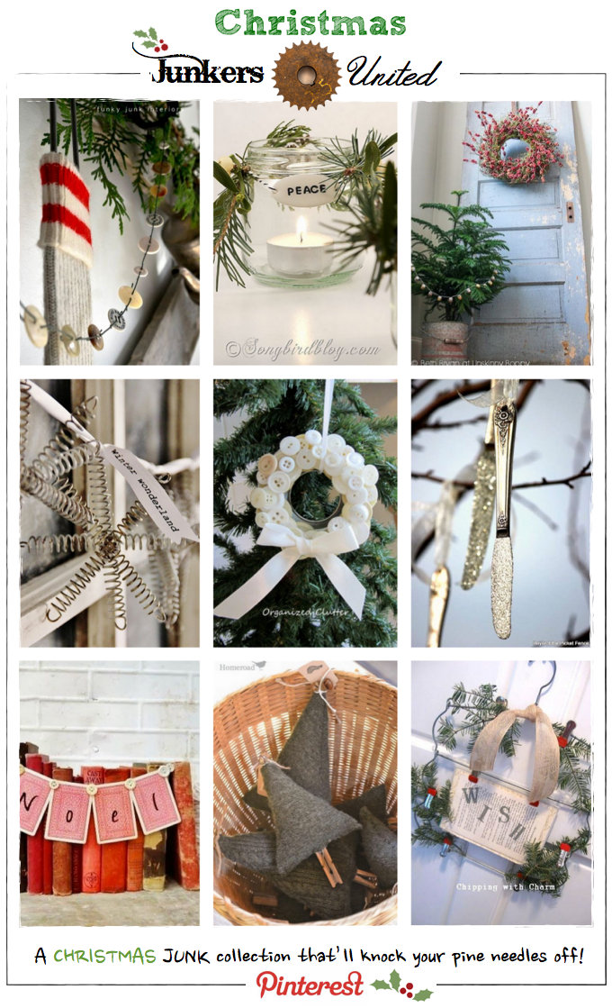 Christmas Junkers United Pinboard on Pinterest.19 AM