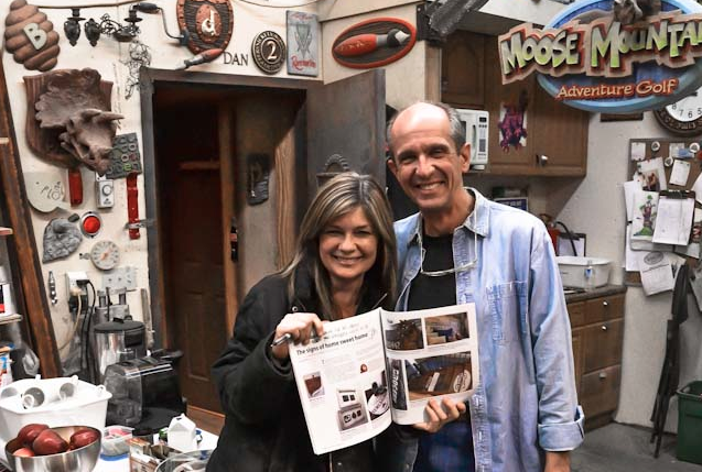 When Signcraft Magazine visited Funky Junk - inspiring read on how following your passion leads you to where you need to go. http://www.funkyjunkinteriors.net/
