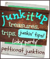 Junk it up party by Petticoat Junktion