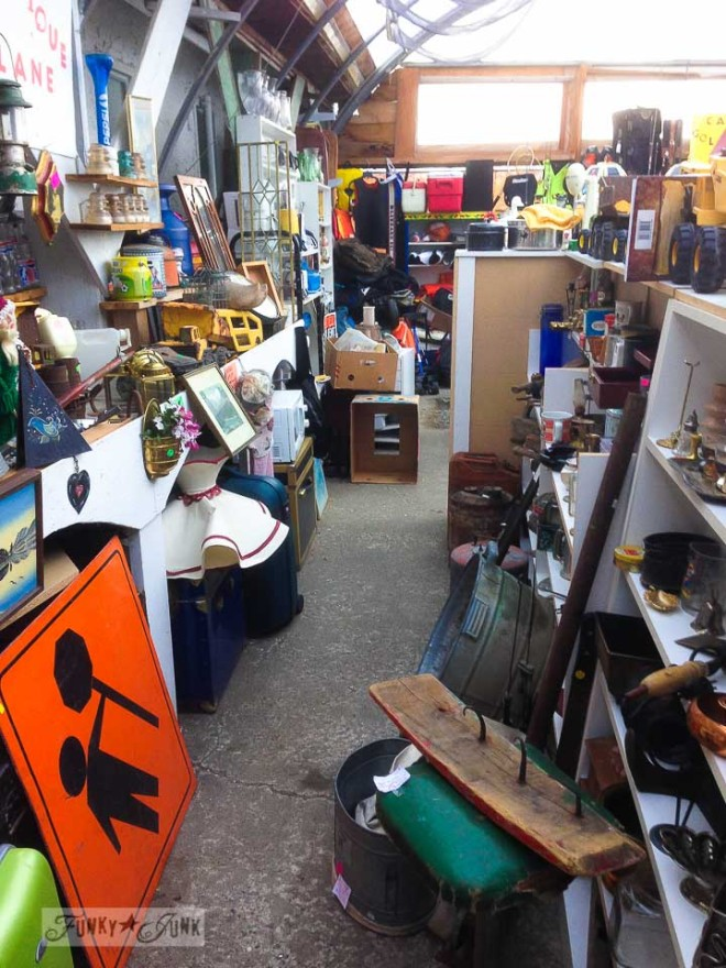 New and Used Store / What would you do with these salvaged finds? via https://www.funkyjunkinteriors.net/
