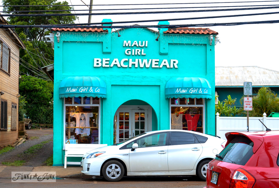 Why you need to visit Paia, and other Maui tips / FunkyJunkInteriors.net
