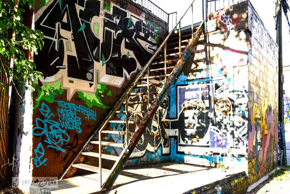 CN Tower, Wicked, Graffiti Alley. Toronto? Wow. One amazing tour in one post! FunkyJunkInteriors.net