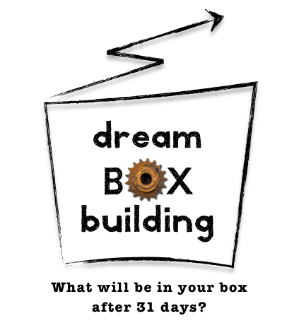 31 days Dream Box Building on FunkyJunkInteriors.net