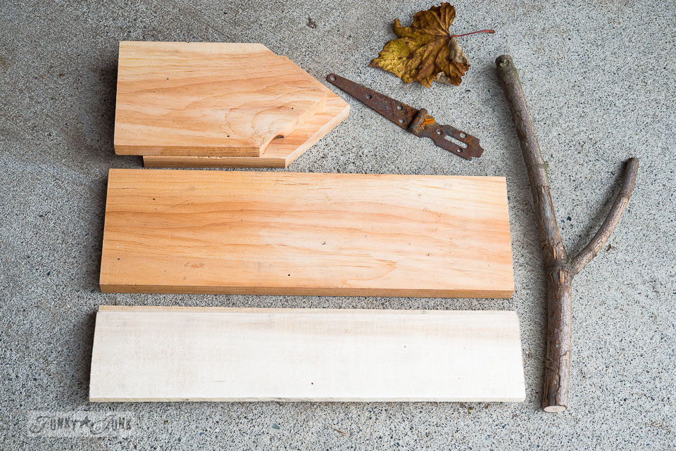 Branch handled reclaimed wood toolbox kits are going on a trip via FunkyJunkInteriors.net