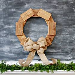 remodelaholic wood wreath