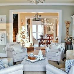 Holiday home tour at Thistlewood Farms