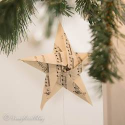 songbird star garland