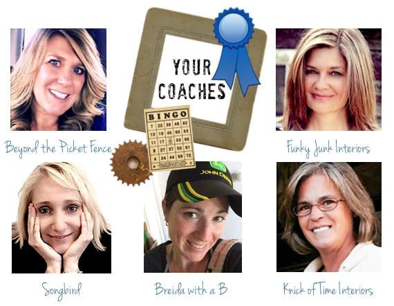 Heap of Change junker coaches