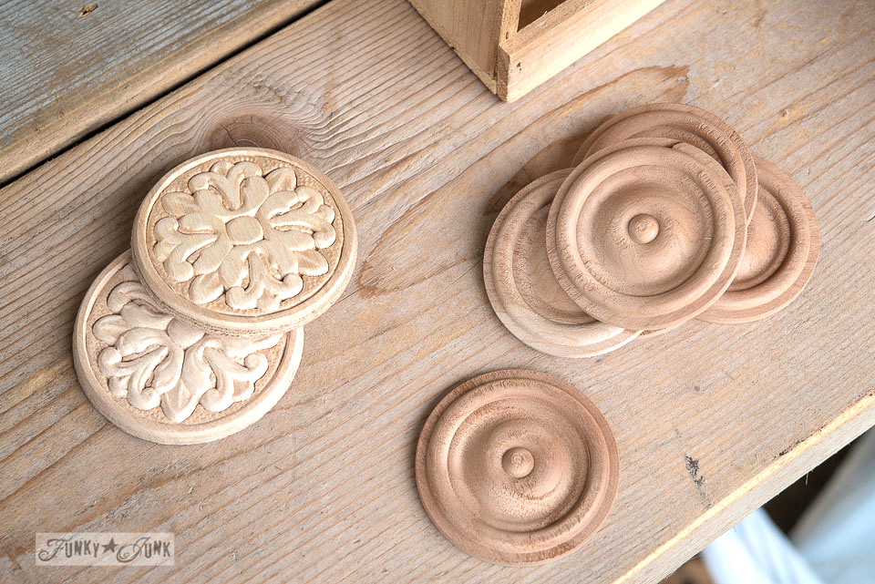 wooden pieces for barbie doll dishes