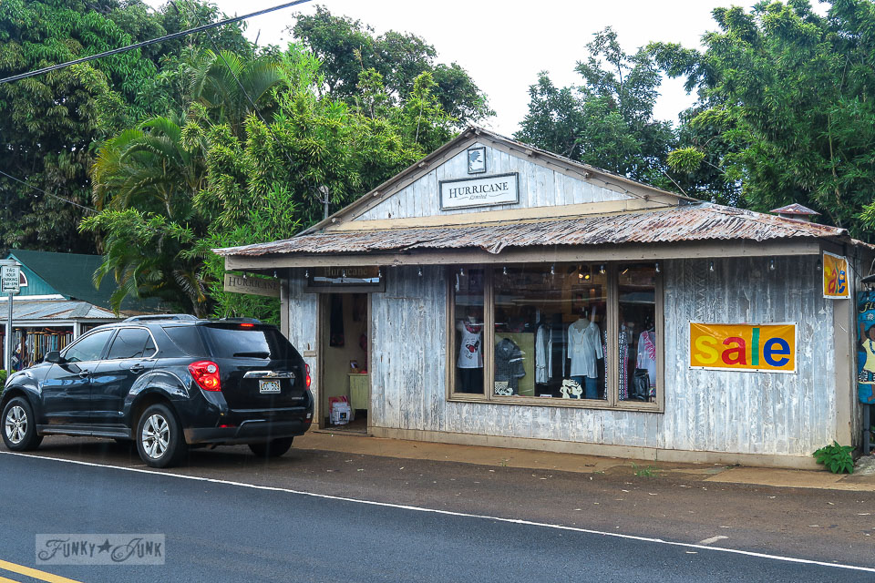 Hurricane / distressed and metal store in Makawao, Maui / funkyjunkinteriors.net