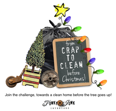 From Crap to Clean before Christmas! Funky Junk Interiors.57 PM