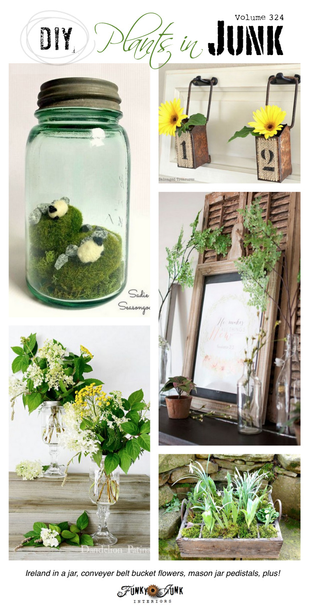 DIY Plants in Junk : Funky Junk Interiors.34 PM