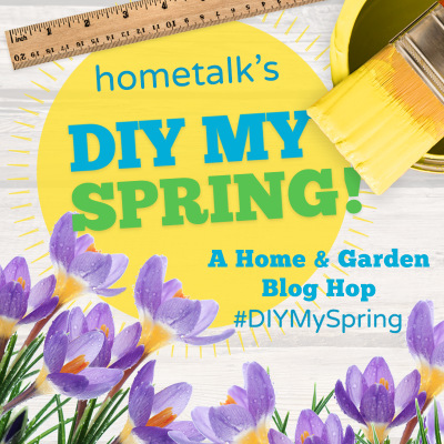Hometalk's DIY My Spring on Funky Junk Interiors