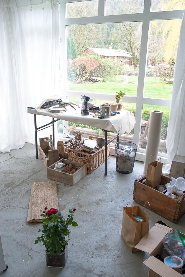 photo studio product shots