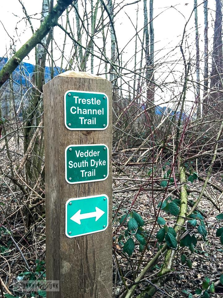 Trestle Challen Trail bike ride funkyjunkinteriors.net