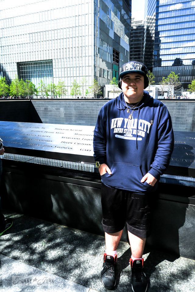 9-11 Memorial in New York City / funkyjunkinteriors.net