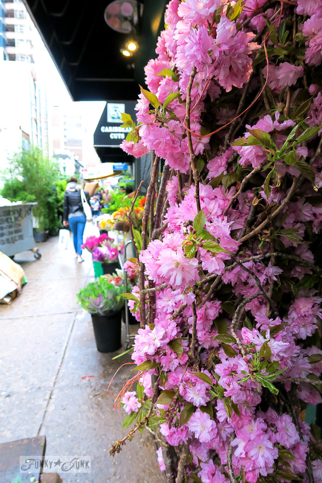 NYC 3 – Times Square, the Flower District, Matilda, and defeating the scary subway