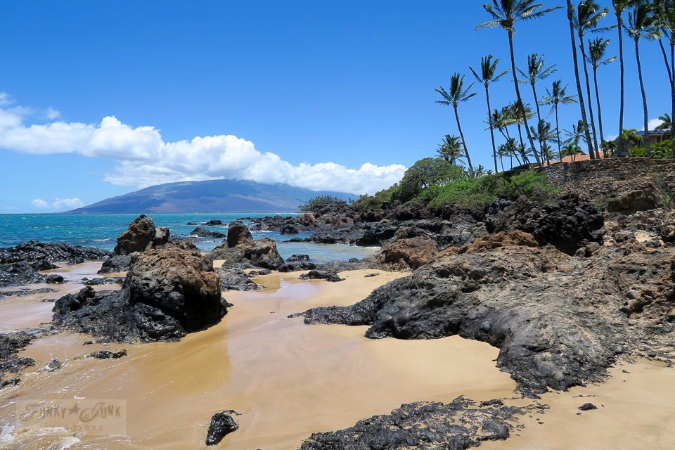 Charley Young Beach in Maui | funkyjunkinteriors.net