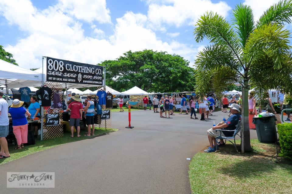 Maui Swap Meet | funkyjunkinteriors.net