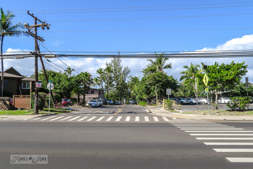 Main road through Kihei, by Maui Vista and Charley Young Beach | funkyjunkinteriors.net