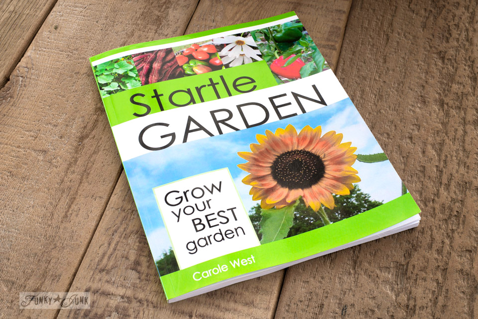Enter to win Startle Garden!
