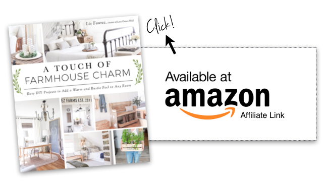 A Touch Of Farmhouse Charm on Amazon.07 AM