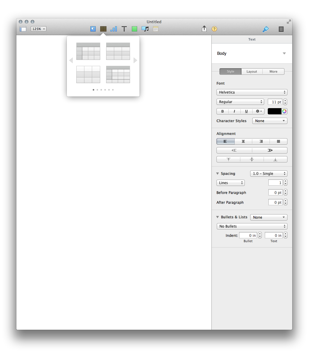 Pages - a word processing program for Mac | funkyjunkinteriors.net