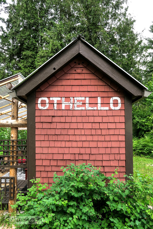 Inspired by my Othello cabin riverfront getaway at Eco Retreat in Hope, BC Canada | funkyjunkinteriors.net