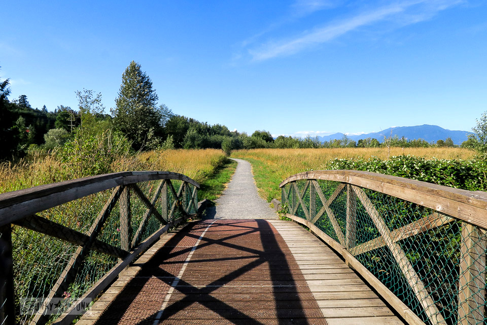 Take a bike riding tour of Wilband Creek Park, located in Abbotsford, BC. Click to beautiful pictures of the entire trails!