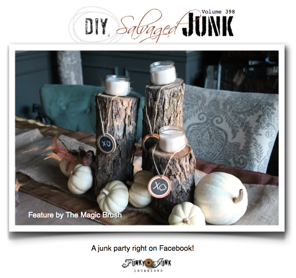 DIY Salvaged Junk Projects 398 on Facebook