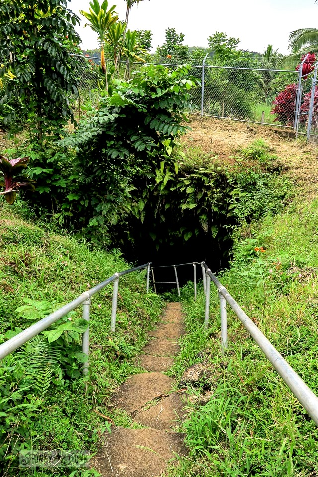 Lava Tube adventure along the Road to Hana, Maui, Hawaii | funkyjunkinteriors.net