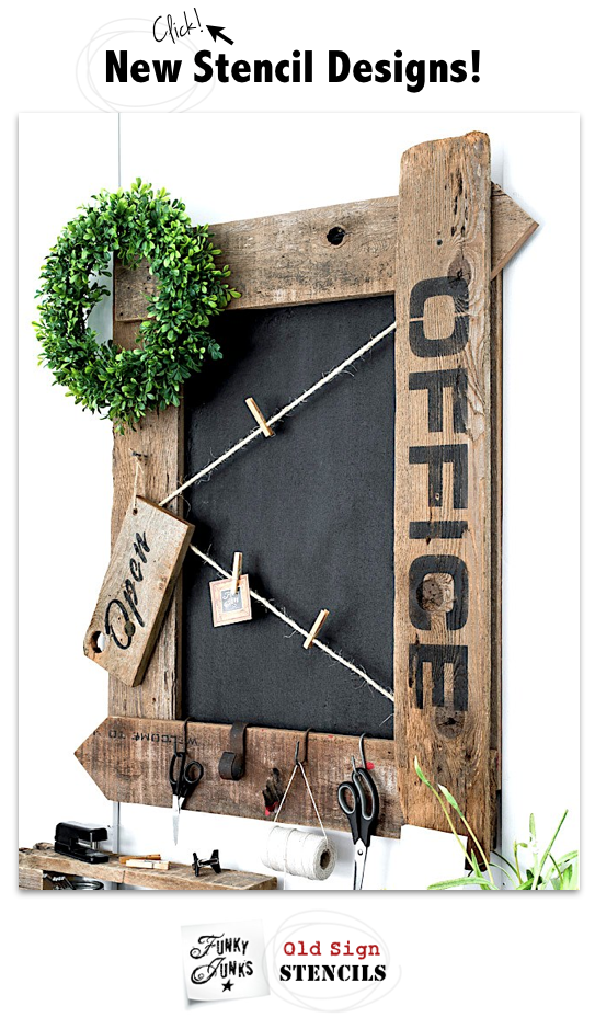 Shop for Stencils HERE