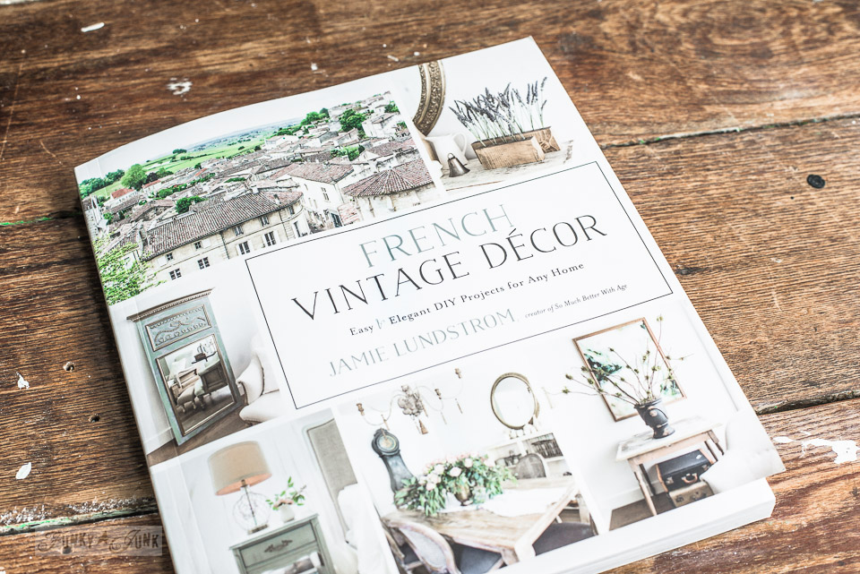 French Vintage Decor book gets delivered with Fresco, and Fusion Mineral Paint! #oldsignstencils #fusionmineralpaint #frenchvintagedecorbook