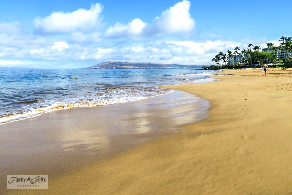 Kamaole Beach 2 in Kihei, Hawaii